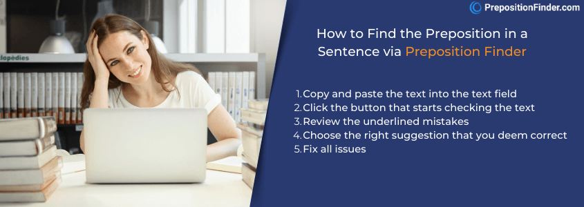 how to use prepositional phrase detector