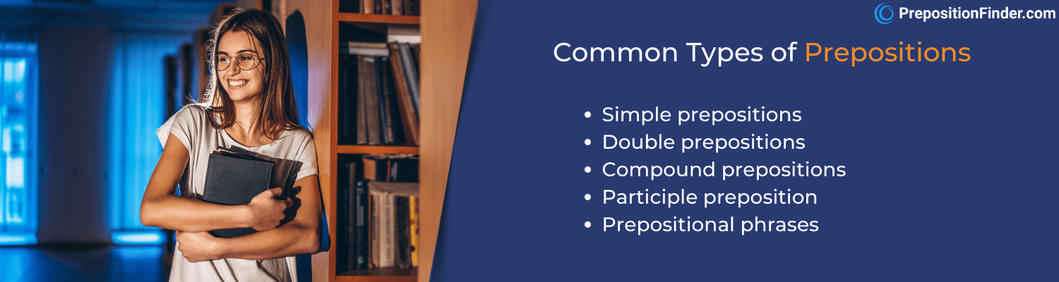 prepositions to check with preposition finder in a sentence